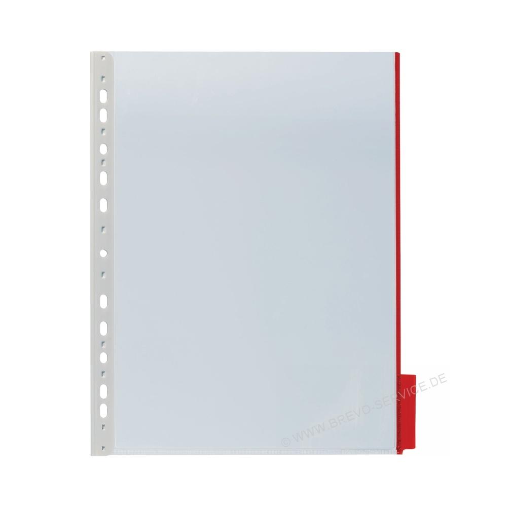 Durable Sichttafel Funktion Panel 560703 rot 5er Pack, brevo-service.de