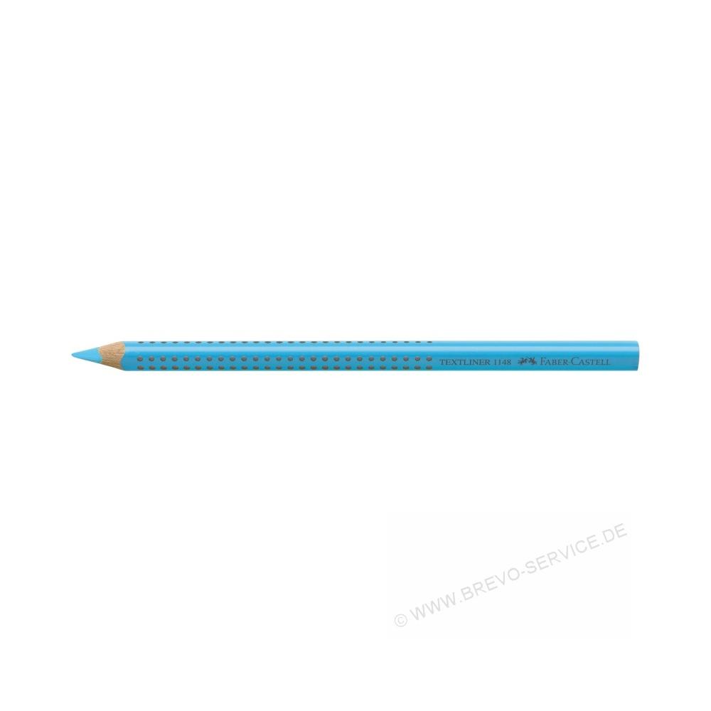 Schreibfarbe blau FABER-CASTELL Trockentextmarker TEXTLINER DRY 1148