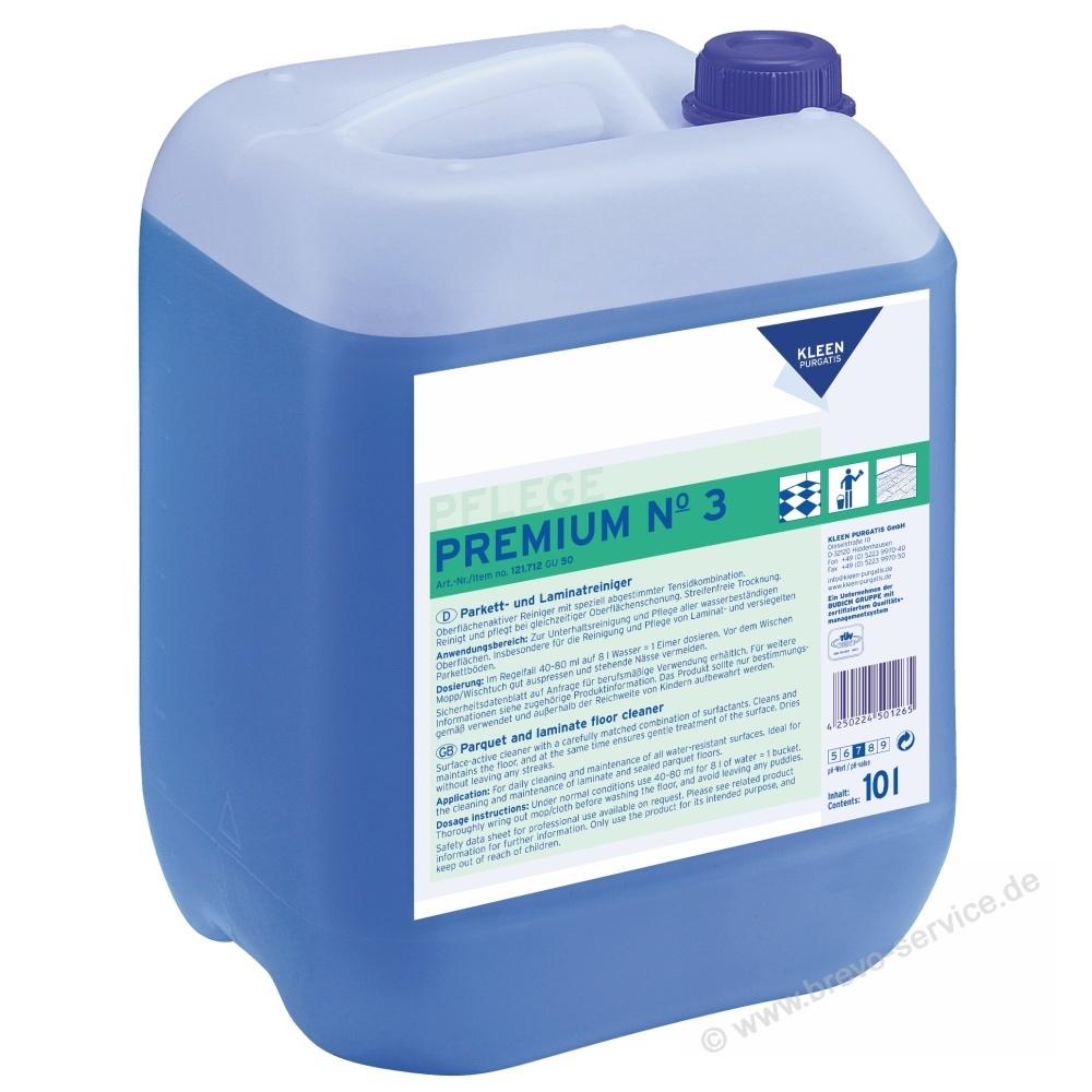Parkett Reiniger kleen purgatis premium no 3 laminat und parkettreiniger 10 liter