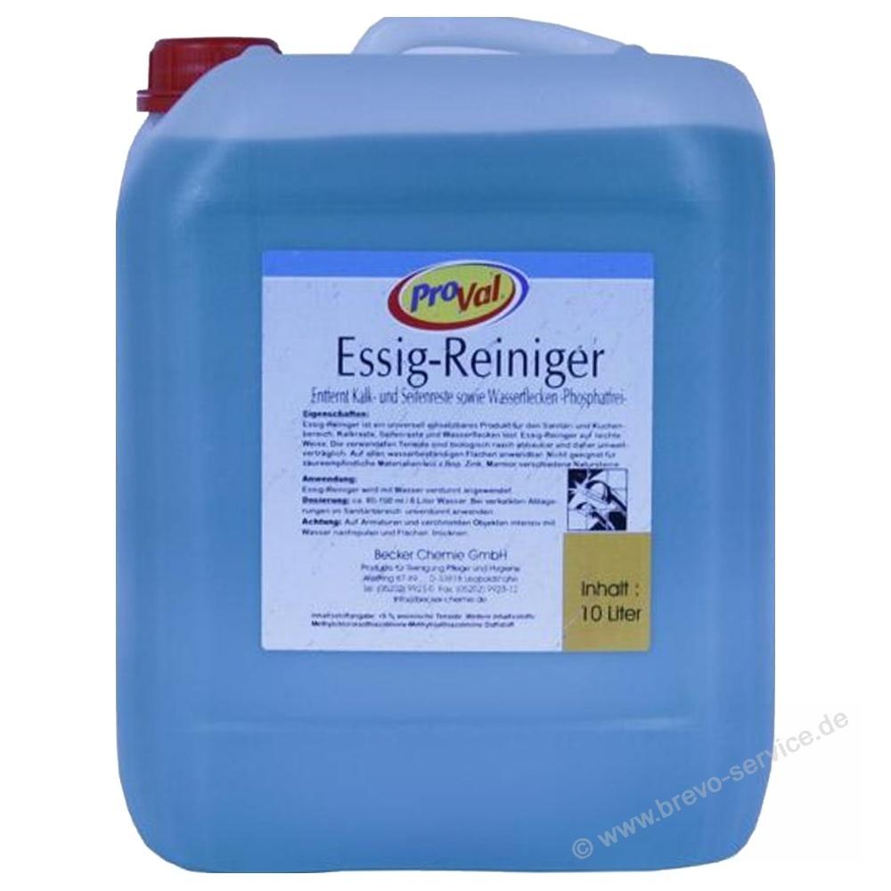 Essig 10 Liter