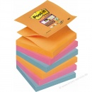 3M Post-it Haftnotizen Z-Notes Bangkok Collection