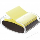3M Post-it Super Sticky Z-Notes Spender PRO-B1Y schwarz + 1x Z-Notes