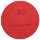 3M Scotch-Brite Superpad Maschinenpad rot 330 mm 13""