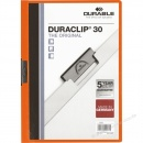 Durable Klemmmappe Duraclip 220009 orange