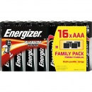 Energizer Alkaline Power Batterie Classic AAA - LR03 - Micro 16er Pack