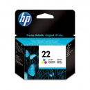 HP 22 Tintenpatrone C9352AE color