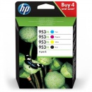 HP 953XL Tintenpatrone 3HZ52AE Multipack