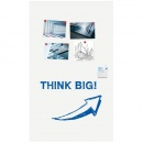 Legamaster Whiteboard 7-106121 Wall-Up 200 x 119,5 cm