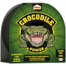 Pattex Gewebeband PCPT5 Crocodile Power 48mm x 30m schwarz