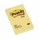 Post-It Haftnotiz 656 51 x 76 mm gelb