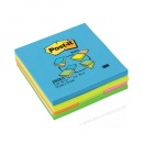 Post-It Multi-Notes 2028A farbig sortiert