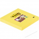 Post-it Haftnotiz Super Sticky 76 x 76 mm kanariengelb