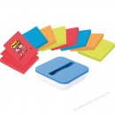 Post-it Haftnotiz Z-Notes VAL-B8P sortiert 4 Farben
