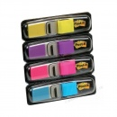 Post-it Index Mini 683-4AB leuchtfarben 4 x 35 Blatt Pack