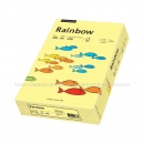Rainbow Color Paper 88042302 A4 120 g hellgelb