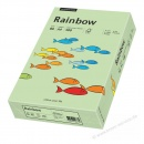 Rainbow Color Paper 88042629 A4 80 g mittelgrün