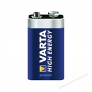 Varta Batterie High Energy 9V E-Block 6LR61