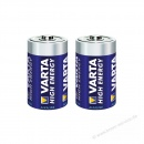 Varta Batterie High Energy C Baby 4914 2er Pack