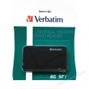 Verbatim USB Card Reader 47264