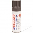 edding Dekorlack Spray anthrazit 200 ml seidenmatt
