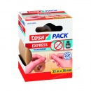 tesa Packband tesapack 05079-00005 38 mm x 33 m transparent
