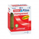 tesa Tesafilm transparent 19 mm x 66 m