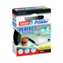 tesa extra Power Perfect Gewebeband schwarz