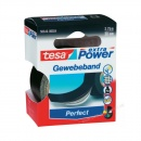 tesa Gewebeband extra Power Perfect 38 mm schwarz
