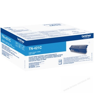 Brother Toner TN421C cyan