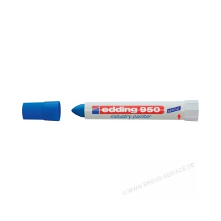 Edding Industriemarker 950 10 mm blau